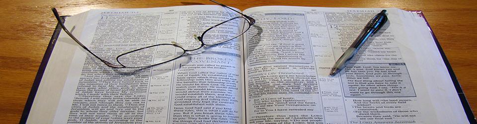 bibbia studi